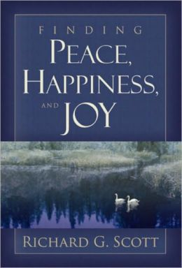Finding Peace, Happiness and Joy