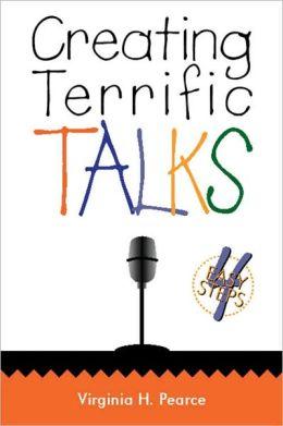 Creating Terrific Talks: Four Easy Steps to Help Children Feel Confidence