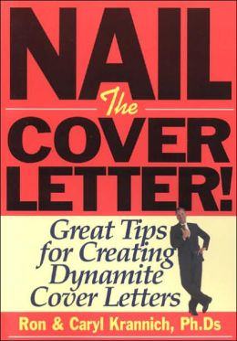 Nail the Cover Letter: Great Tips for Creating Dynamite Letters