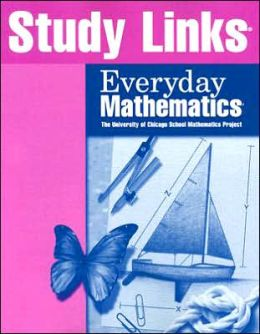 Everyday Mathematics Study Links Grade 4