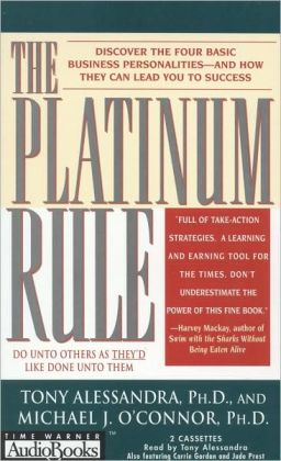 The Platinum Rule (2 Cassettes)