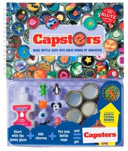 Capsters: Make Bottlecaps into Great Works of Coolness