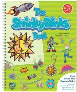 Shrinky Dinks Book