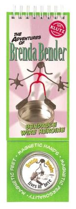 The Adventures of Brenda Bender: Bendable Wire Heroine