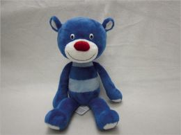Blue Bear Plush Doll (Three Bears of the Pacific Northwest)