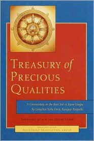 Treasury of Precious Qualities: A Commentary on the Root Text of Jigme Lingpa
