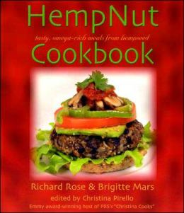Hempnut Cookbook: Ancient Food for a New Millennium