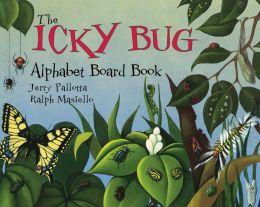 Icky Bug Alphabet BD Book