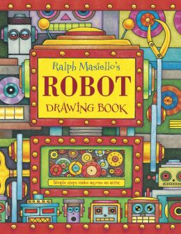 Ralph Masiello's Robot Drawing