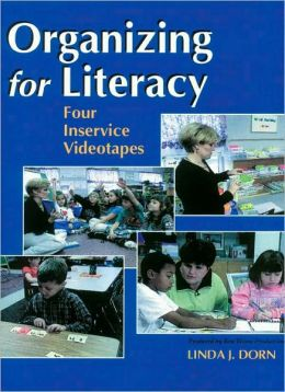 ORGANIZING FOR LITERACY SET OF 4