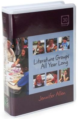 Literature Groups All Year Long
