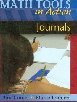 Math Tools in Action Journal Grade 1-5