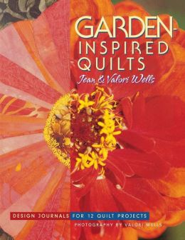 Garden-Inspired Quilts - Print On Demand Edition