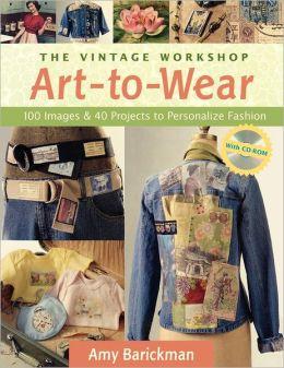 Vintage Workshop Art-To-Wear - The