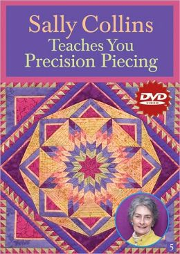 DVD Sally Collins Teaches You Precision: At Home with the experts #5