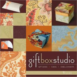 Gift Box Studio Luxe: Gift Boxes, Cards, Embellishments