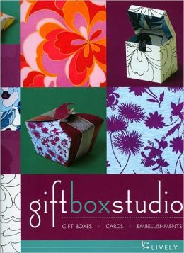 Gift Box Studio Lively: Gift Boxes Cards Embellishments