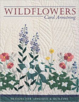 Wildflowers: Designs for Applique & Quilting (PagePerfect NOOK Book)