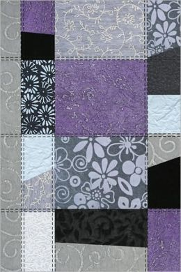 Quilt Journal Crystal Steps 6 x 9