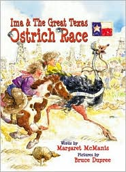 Ima & The Great Texas Ostrich Race
