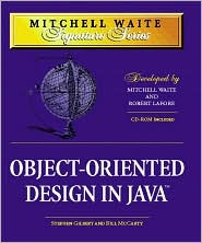 Object Oriented Design in Java (Mitchell Waite Signature Series)