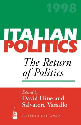 Return of Politics: Chronology of Italian Political Events, 1998