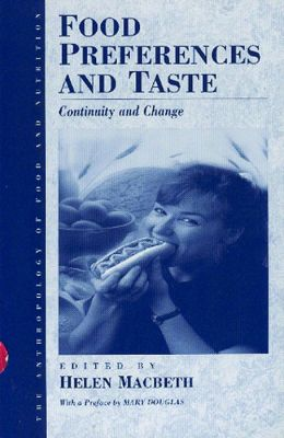 Food Preference and Taste: Continuity and Change
