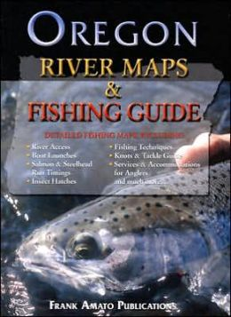 Oregon River Maps and Fishing Guide