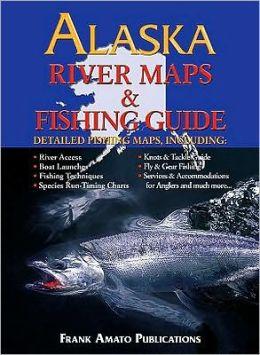 Alaska River Maps & Fishing Guide