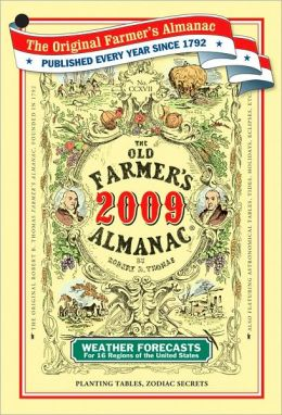 The Old Farmer's Almanac 2009
