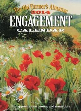 The Old Farmer's Almanac 2014 Engagement Calendar