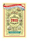 Book Cover Image. Title: The Old Farmer's Almanac 2015, Author: Old Farmer's Almanac