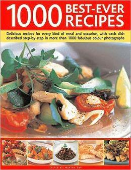 1000 Best-Ever Recipes