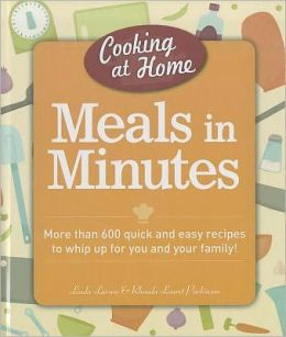 Cooking at Home: Meals in Minutes