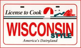 License to Cook Wisconsin Style