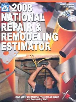 National Repair and Remodeling Estimator