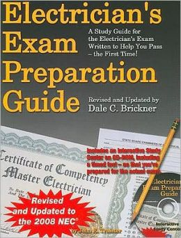 Electrician's Exam Prep Guide to the 2008 NEC