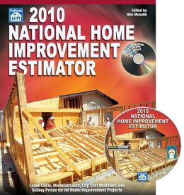 2010 National Home Improvement Estimator