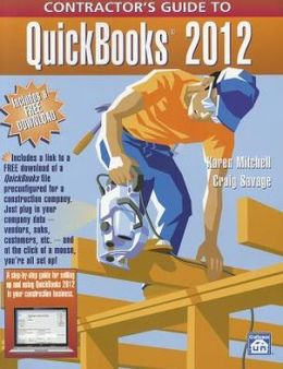 Contractor's Guide to Quickbooks 2012