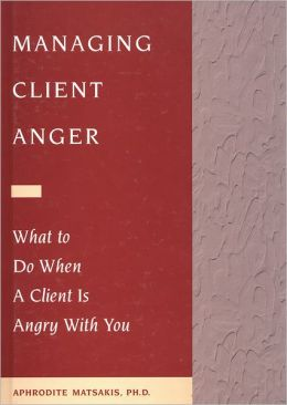 Managing Client Anger