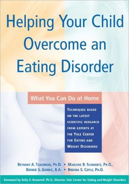 Helping Child Overcome Eating Disorder