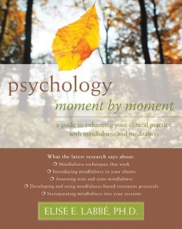 Psychology Moment by Moment: A Guide to Enhancing Your Clinical Practice with Mindfulness and Meditation