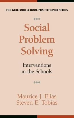 Social Problem Solving Interventions In The Schools
