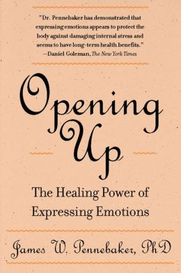 Opening Up: The Healing Power of Expressing Emotions