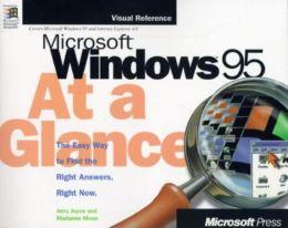 Microsoft Windows 95 at a Glance