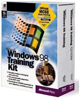 Microsoft Windows 98 Training Kit