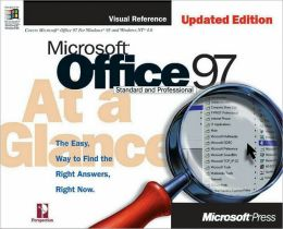 Microsoft Office 97 at a Glance: Updated Edition