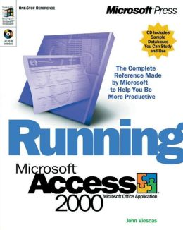 Running Microsoft Access 2000