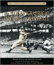 Biographical History of Baseball