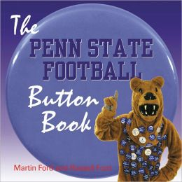 Penn State Football Button Book